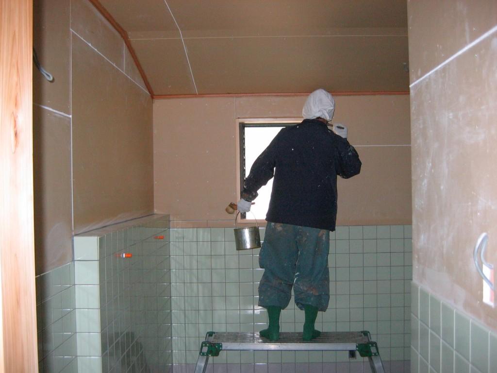 トイレ増築4