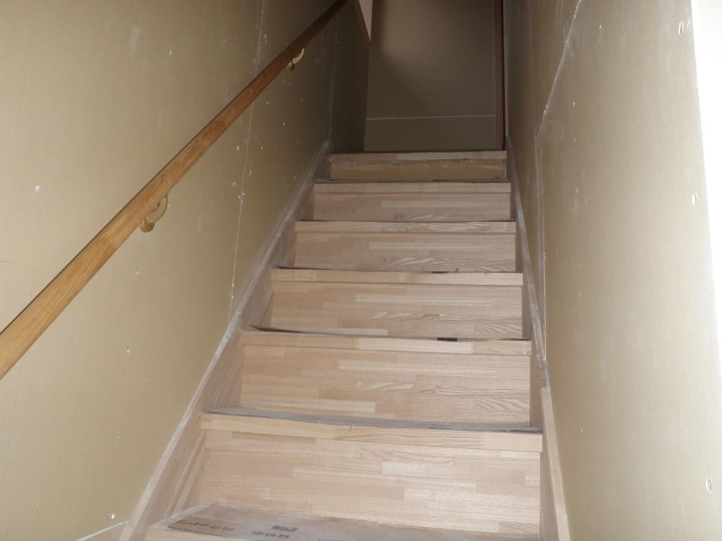Y邸階段室