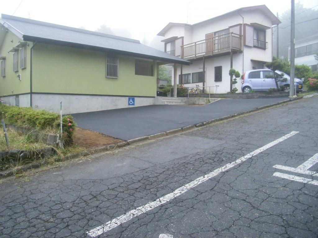 地区駐車場 (1)